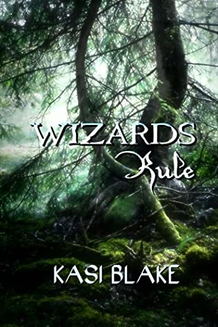 book cover of Wizards Rule