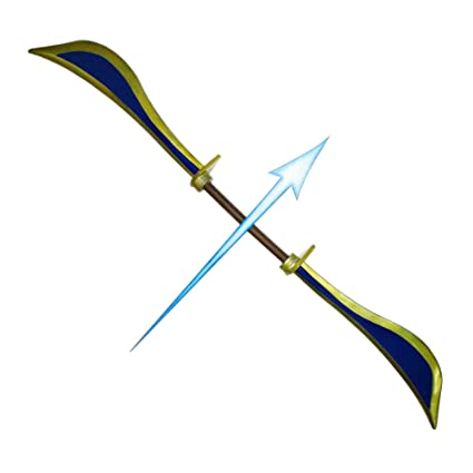 Mtxc Kid Icarus Uprising Cosplay Pit Bow Blue