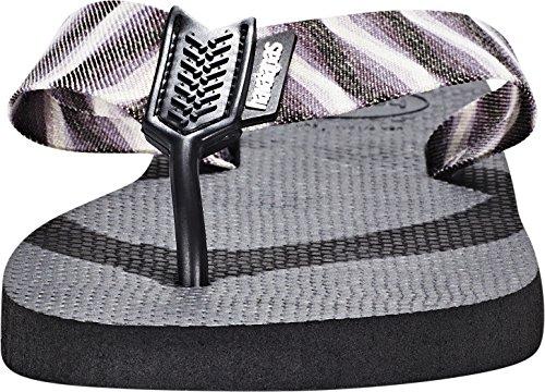 Havaianas Zehentrenner H. Urban Series 4134991 0133 Schwarz Weiß Black White black-black (4134991.1069)