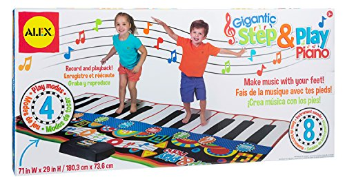 ALEX Toys Gigantic Step and Play Piano JungleDealsBlog.com