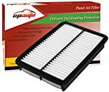 EPAuto GPA0A (PE07-13-3A0A) Mazda Replacement Rigid Panel Engine Air Filter for SkyActiv Mazda3 (2013-2018) - Mazda6 (2014-2017) - CX-5 (2013-2017)