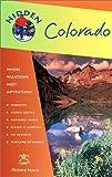 Hidden Colorado, Richard Harris, 1569752907