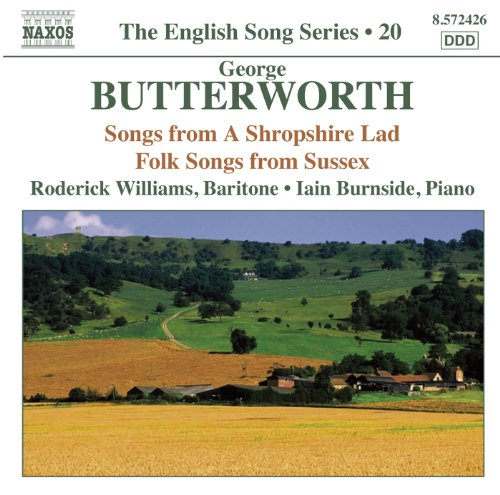 English Song Series - The English Song Series 20: George Butterworth