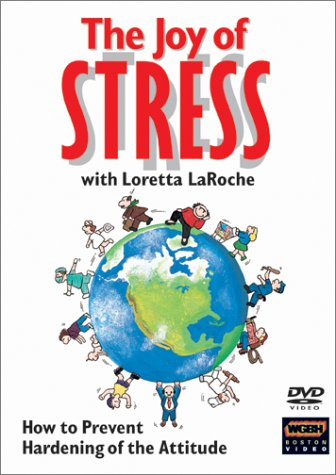 Loretta LaRoche: The Joy of Stress with Loretta LaRoche Peter Hansen Public Braodcasting Service 2578368 Fitness/Self-Help
