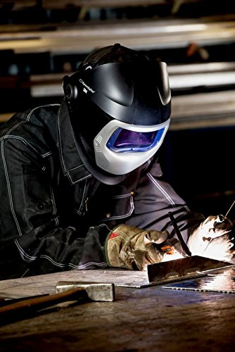 3M Speedglas Welding Helmet 9100, 06-0100-30iSW, with Auto-Darkening Filter 9100XXi by 3M Personal Protective Equipment (Image #2)