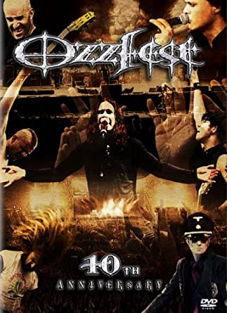 DVD OZZY 10TH BAIXAR OSBOURNES ANNIVERSARY OZZFEST
