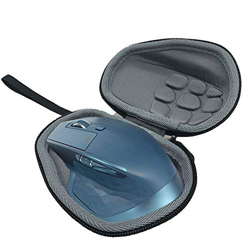 Travel Storage Carry Bag Hard Case for Logitech MX Master/Master 2S Wireless Mouse by YUMQUA