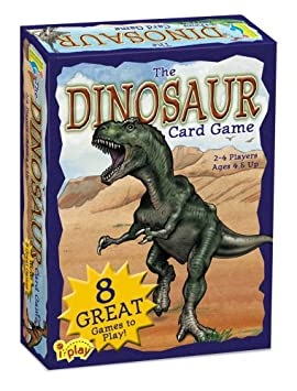 Juego de cartas de dinosaurio: Amazon.es: Juguetes y juegos