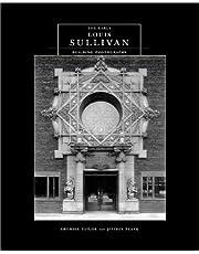 The Early Louis Sullivan Building Photographs