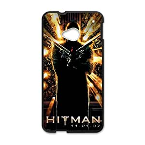 Cool-Benz hitman cool gunman Phone case for Htc one M7