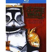 NEW Star Wars: The Clone Wars - Season 1 (Blu-ray)