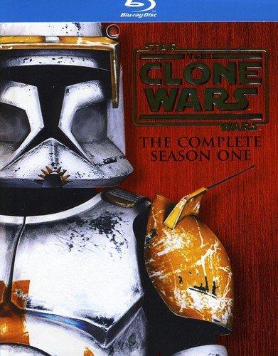 Star Wars: The Clone Wars - Season 1 - Clone Ray Wars Blu Wars Star