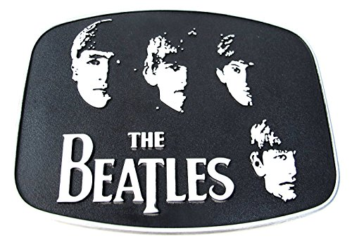 - The Beatles Belt Buckle Commemorative Edition Band