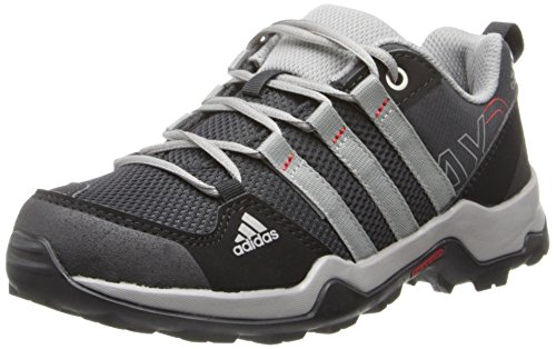 UPC 887373611374, adidas Outdoor AX2 Hiking Shoe (Little Kid/Big Kid), Black/Chalk/Light Scarlet, 10.5 M US Little Kid