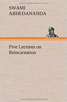 Book Five Lectures on Reincarnation