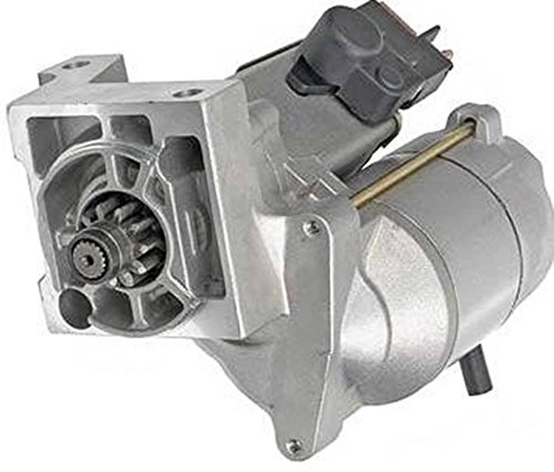 NEW STARTER MOTOR FITS CHEVY AVALANCHE SUBURBAN TRUCK YUKON 8.1L 02-06 (Ndenso Unit)