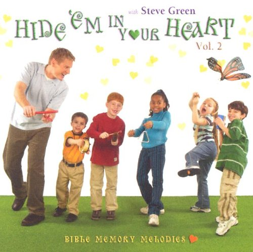 Hide 'em in Your Heart Vol. 2 by Capitol Christian Distribution