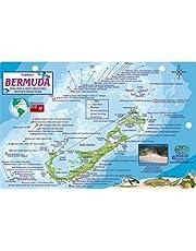 Bermuda Mini-map & Reef Creatures Identification Guide - Fish ID