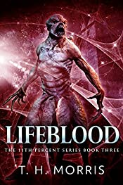 Lifeblood (The 11th Percent Series Book 3)