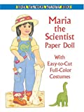 Maria the Scientist Paper Doll, Anna Pomaska, 0486416658