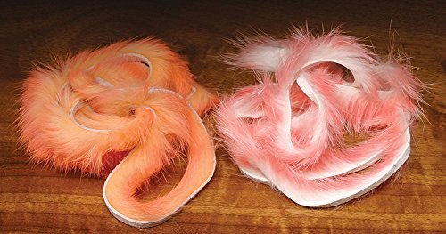 (Rabbit Flesh Strips Two Tone (Peachy Orange))