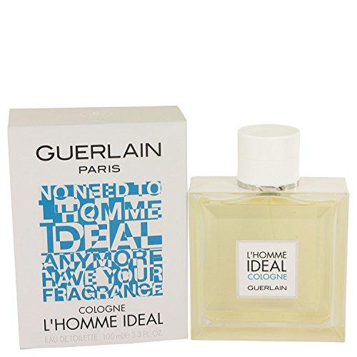 Aquolina Blue Sugar Eau De Toilette (Guērlain L'hommé Idéal Còlogne Cologne For Men 3.3 oz Eau De Toilette Spray)