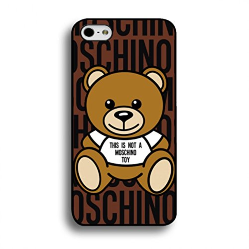 This Is Not A Moschino Toy Moschino Logo Design Phone Case For iPhone 6 Plus/iPhone 6S Plus Hard Case MK018 ()