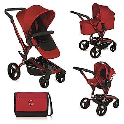 Jané 5490 S53 - Carro de paseo, color rojo