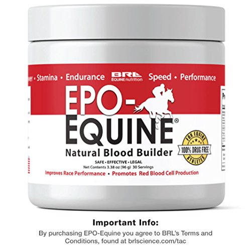 EPO Equine Formula 30 Servings Equine Endurance Supplement