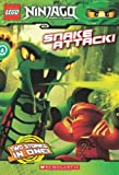 Snake Attack!, Tracey West, 0545465184