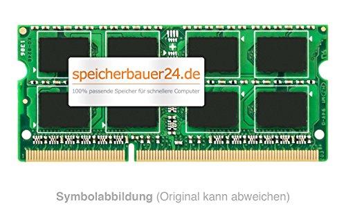 2GB RAM-Modul - Arbeitsspeicher für Acer Aspire One D257 Netbook (Atom N570)