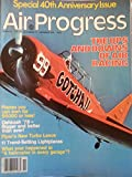 img - for Air Progress November 1978 Vol 40 No 11 Aviation Review Magazine - Special 40th Anniversary Issue book / textbook / text book