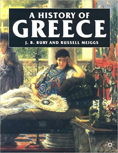 Book A History of Greece