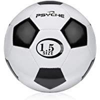 Wisdom Leaves Mini Soccer Ball for Kids/Toddlers,Small Soccer Balls Size 1.5,Baby Toy Ball for Indoor and Outdoor Play…