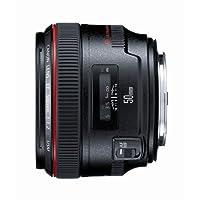 Canon EF 50mm f /1.2 L Lente USM para cámaras digitales SLR Canon - Corregido