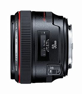 Canon EF 50mm f/1.2 L USM Lens for Canon Digital SLR Cameras - Fixed (B000I1YIDQ) | Amazon price tracker / tracking, Amazon price history charts, Amazon price watches, Amazon price drop alerts