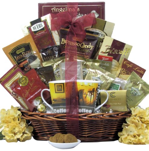 Great Arrivals Gourmet Coffee Gift Basket, Jumpin Java Extra Large