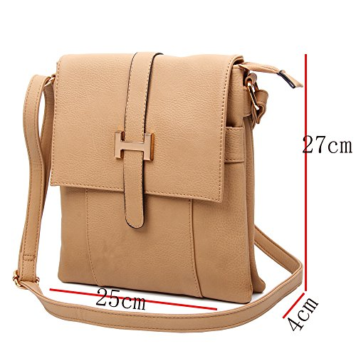 Bag Girl's Cross Fashion Quality Ladies F Blue amp;S Shoulder London Handbag body Bag UXwqw0E