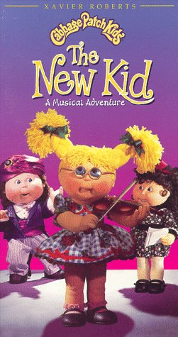 Cabbage Patch Kids: New Kid [VHS]