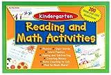Kindergarten Reading and Math Activities, Publications International, 1605531790