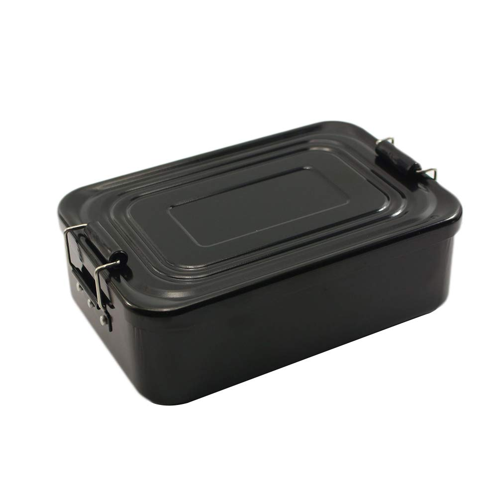 Contenitore Pieghevole in Silicone per Alimenti 3 Scomparti Runrain Bento Lavabile in lavastoviglie Utilizzabile nel microonde