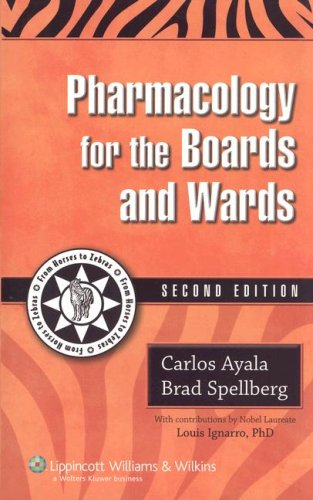 Pharmacology for the Boards and Wards (Boards and Wards Series)
