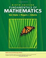 Fundamentals of Mathematics, 9th Edition Front Cover