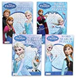 96 Page Disney Frozen Word Search Puzzle Book 72 pcs sku# 1853461MA