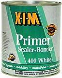 XIM 11022 Primer Sealer Bonder, 31 fl Oz, White
