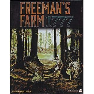 Freeman`s Farm 1777