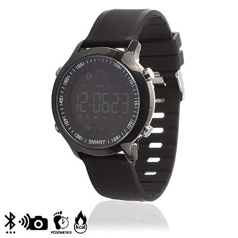 DAM TEKKIWEAR. DMX001BLACK. Sport Smartwatch Ex18 Digital ...