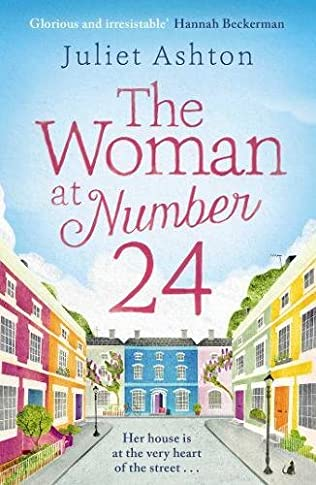 book cover of The Woman at Number 24