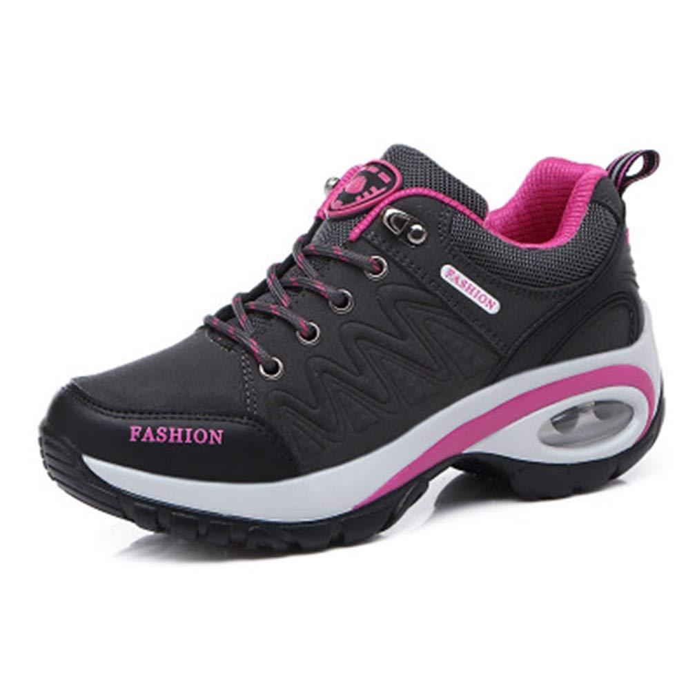 Women's Waterproof Hiking Shoes Outdoor Running Hiker Non-Slip Casual Trail Backpacking Climbing Shoes