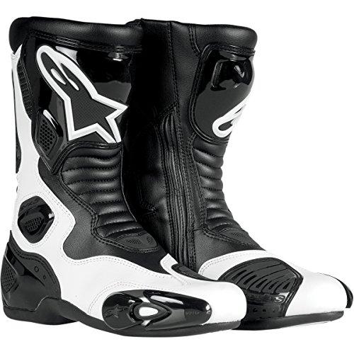 Alpinestars Stella S-MX 5 Boots Black / White 40 Euro 8.5 US